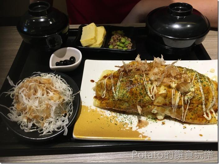 橋北屋日本家庭料理豚平燒2