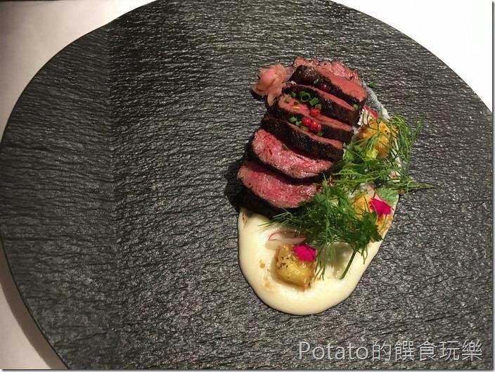 尼法法式餐廳牛橫膈膜