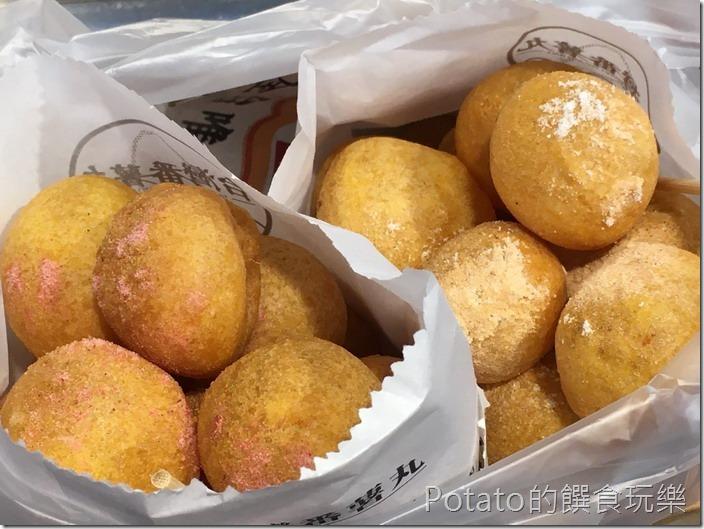台灣番薯丸梅子口味