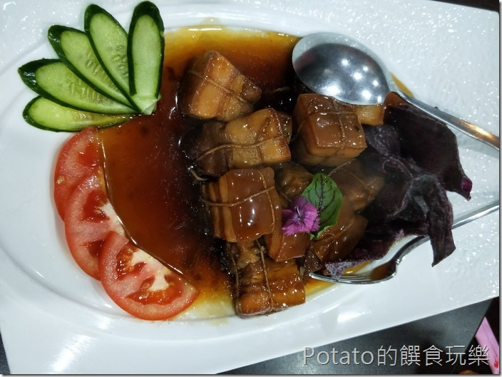 日月潭阿豐師餐廳小封肉