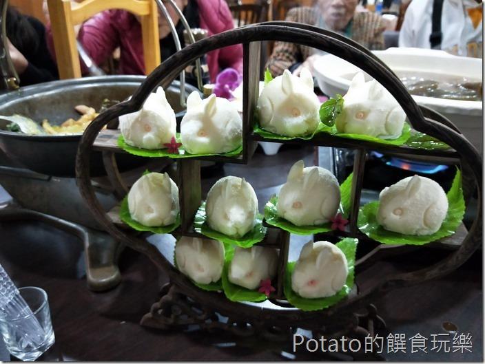 日月潭阿豐師餐廳甜點1