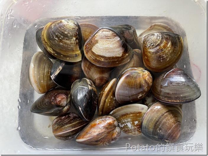 塔香蛤蜊食材1