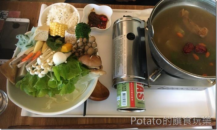 家屋餐廳蔬食火鍋