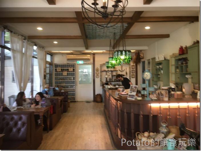 家屋餐廳櫃台