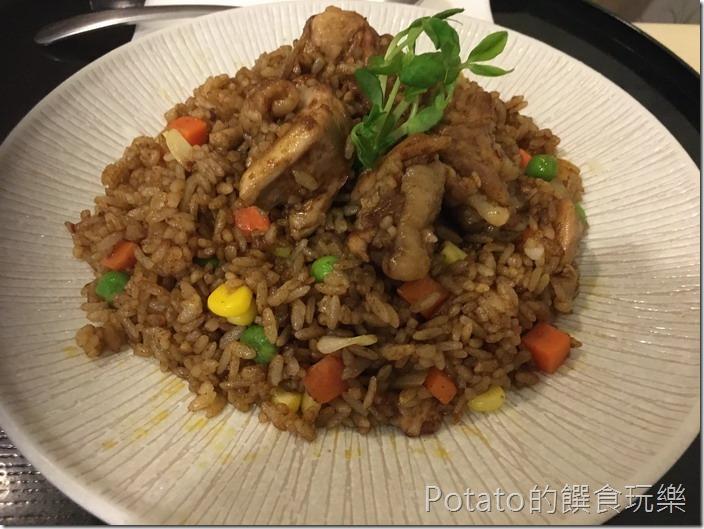 洋蔥咖哩工坊炒飯