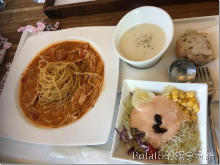 家屋餐廳義大利麵