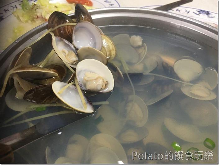 真好吃鵝肉店蛤蜊湯