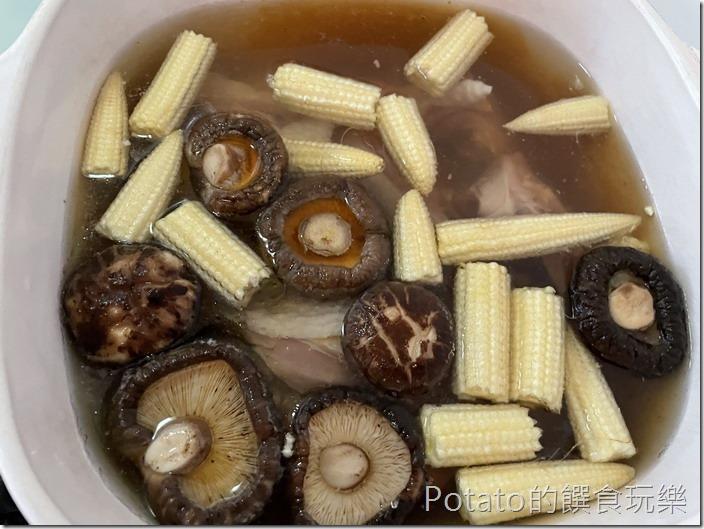 剝皮辣椒雞湯麵5