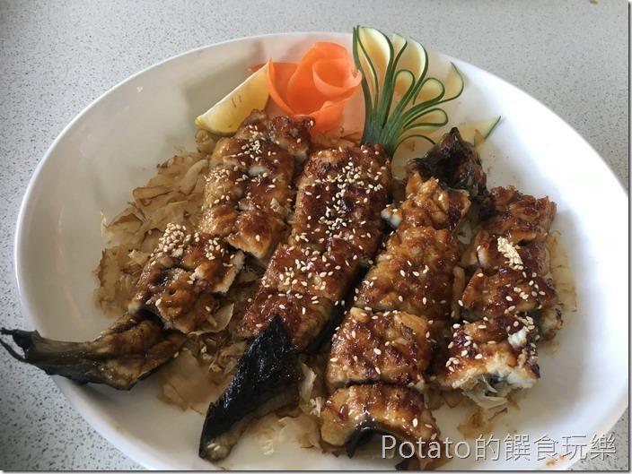 正宗媽煮妙小吃烤鰻