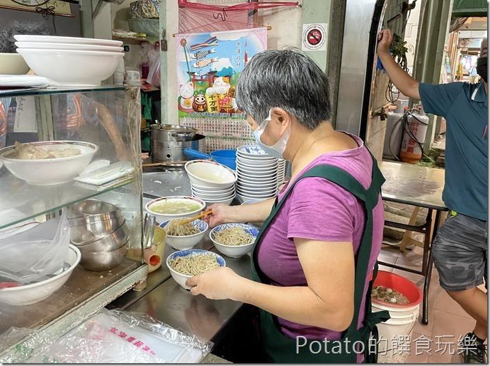 北門路麵店1
