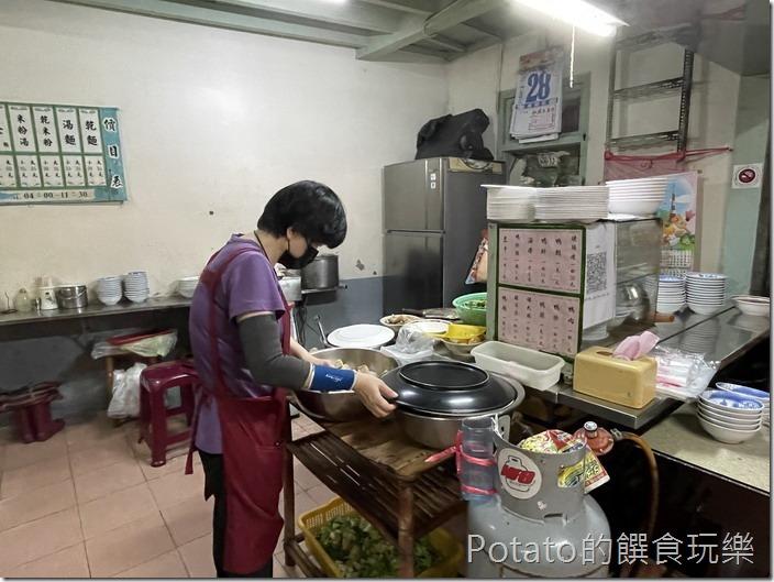 北門路麵店7