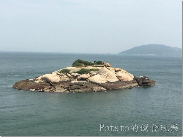 北竿的龜島