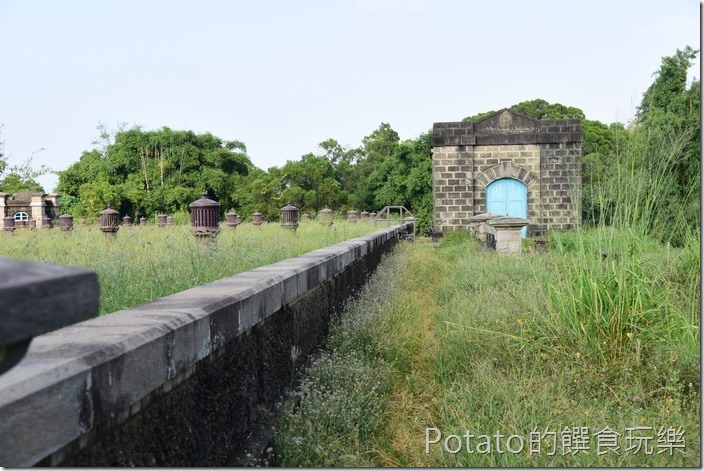 水道博物館淨水池區1