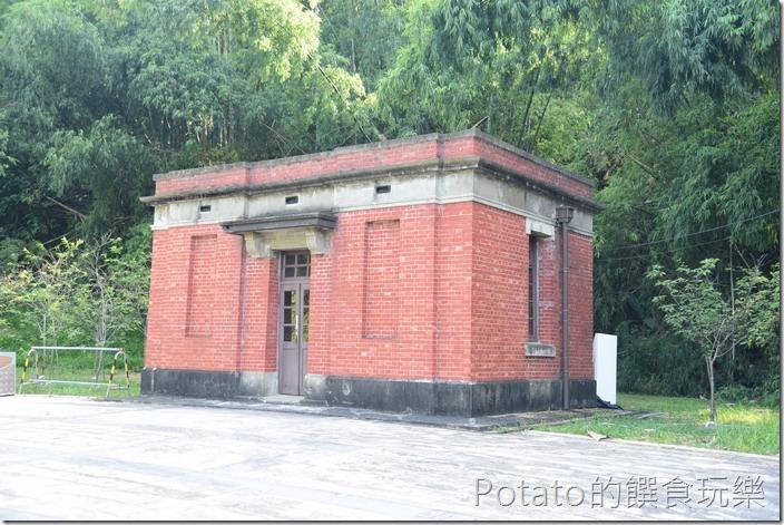 水道博物館淨水池區管理室