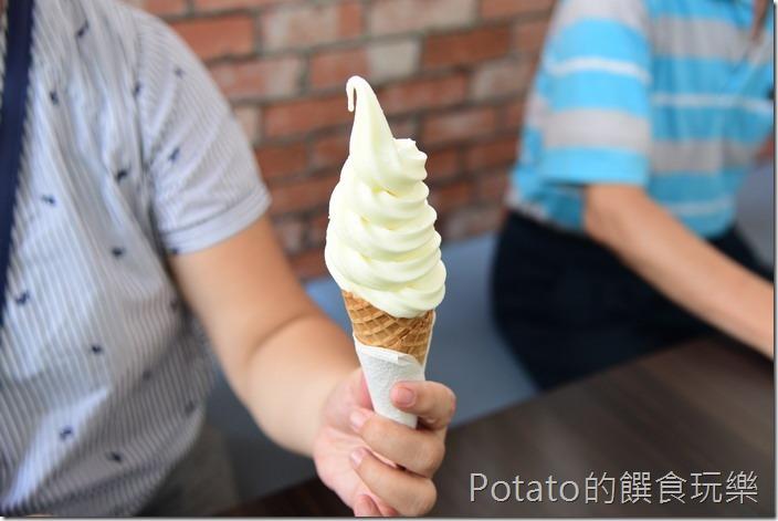 台南水道博物館冰淇淋11