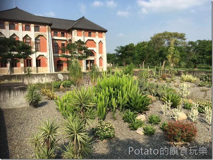 台南水道博物館慢濾池1