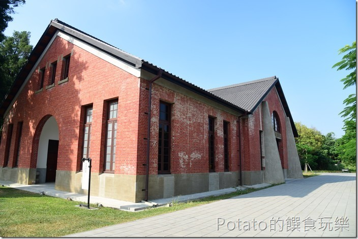 台南水道博物館快濾池室1