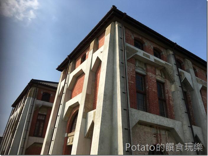 台南水道博物館送出唧筒室3