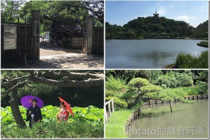 日本三溪園